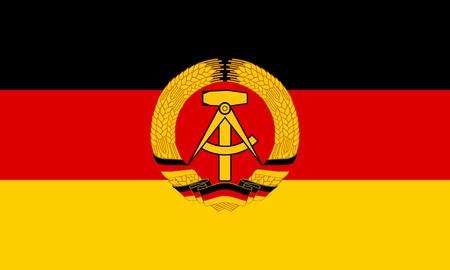 German Democratic Republic (East Germany) Flag