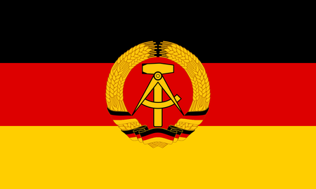 German Democratic Republic (East Germany) Flag