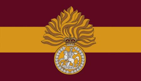 Royal Regiment of Fusiliers Flag