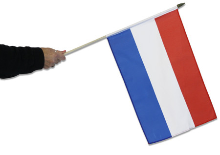 Netherlands (Holland) Waving Flag