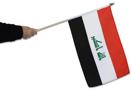 Iraq Waving Flag