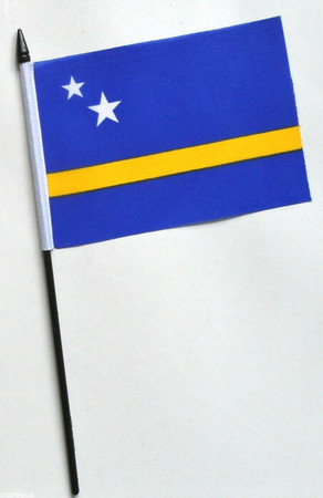 Curacao Desk / Table Flag