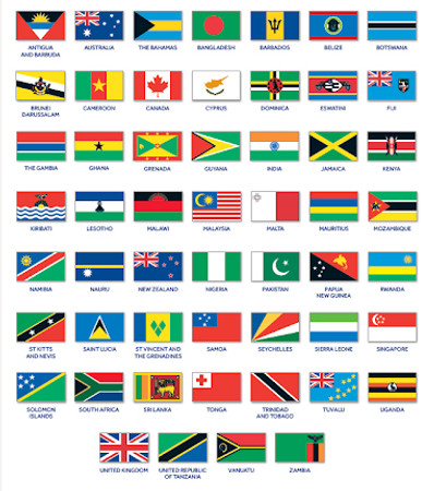 Commonwealth Nations Flag Pack