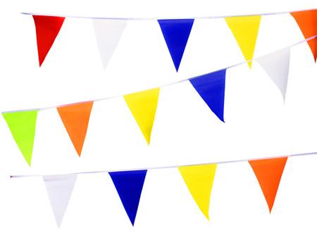 Multi-Coloured Bunting