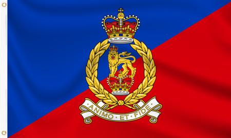 Adjutant Generals Corps Camp Flag To Buy