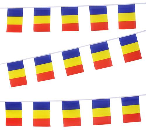 Romania Bunting