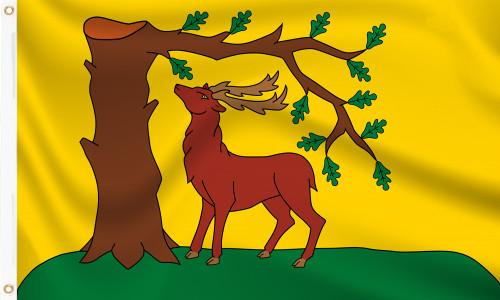 Berkshire Flag