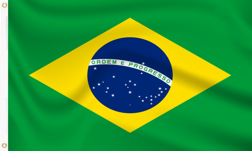 Flags of Brazil are available to buy online now