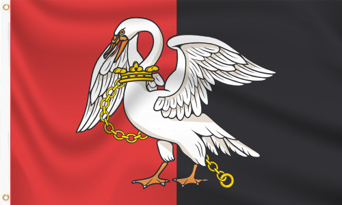 Buckinghamshire Flag in stock to buy now