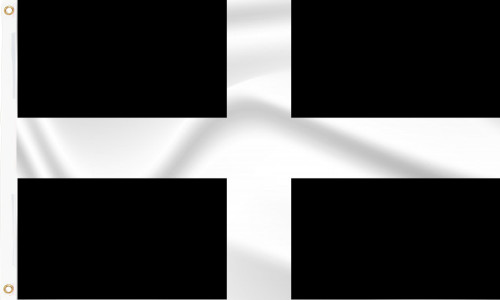 Cornwall St Pirans Flag