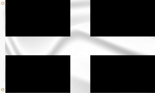 Cornwall St Pirans Flag