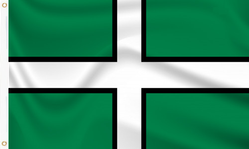 Devon Flag (St Petrocs Cross)