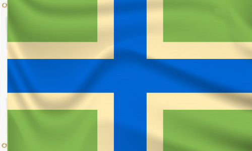 Gloucestershire flag
