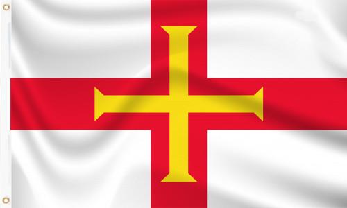 Guernsey Flag 5ft x 3ft
