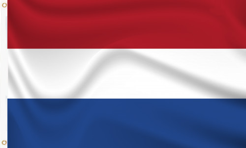 Netherlands (Holland) Flag