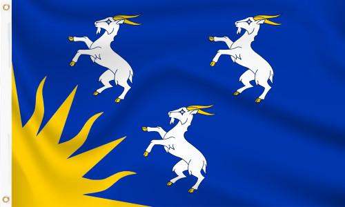 Merionithshire Flag