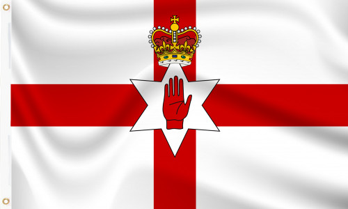 Northern Ireland 'Red Hand' Flag