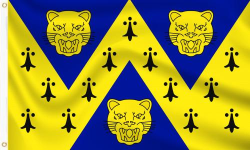 Shropshire Flag