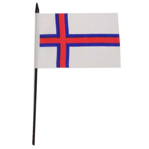 Faroe Islands Desk / Table Flag