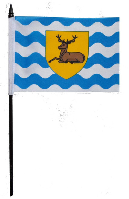 Hertfordshire Desk / Table Flag