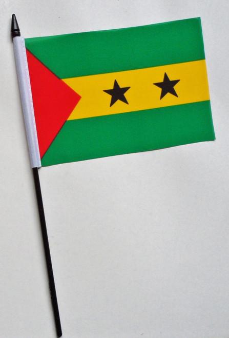 Sao Tome and Principe Desk / Table Flag