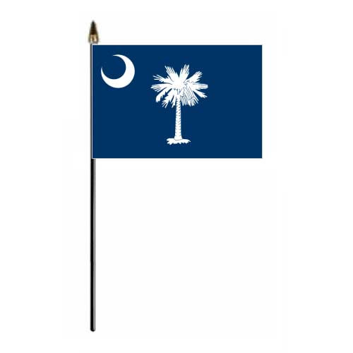 South Carolina Desk / Table Flag