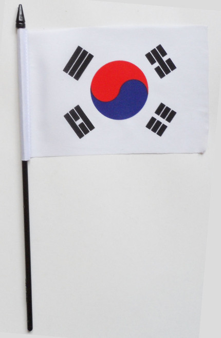 South Korea Desk / Table Flag