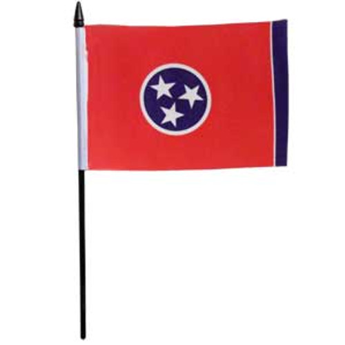 Tennessee Desk / Table Flag