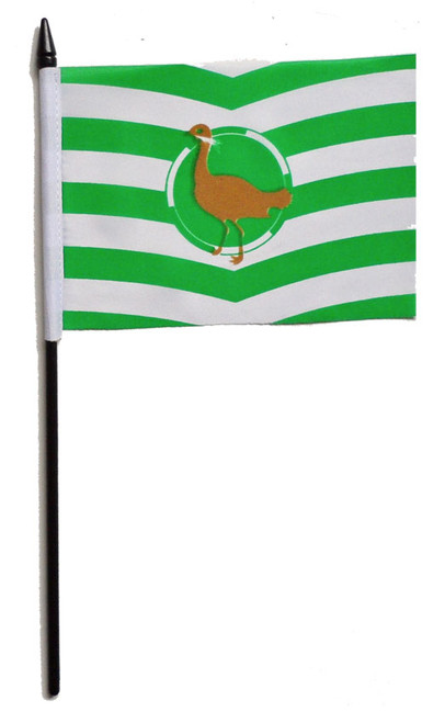 Wiltshire Desk / Table Flag