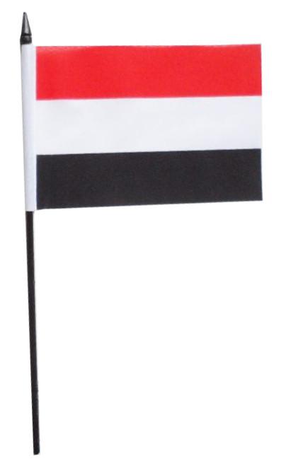 Yemen Desk / Table Flag