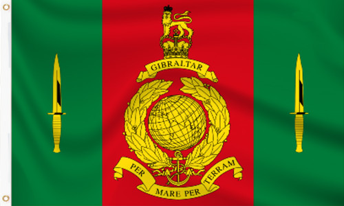 Commando Training Centre Royal Marines Flag to buy