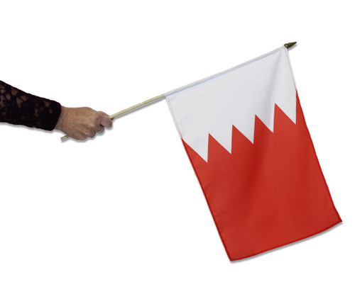 Bahrain Waving Flag