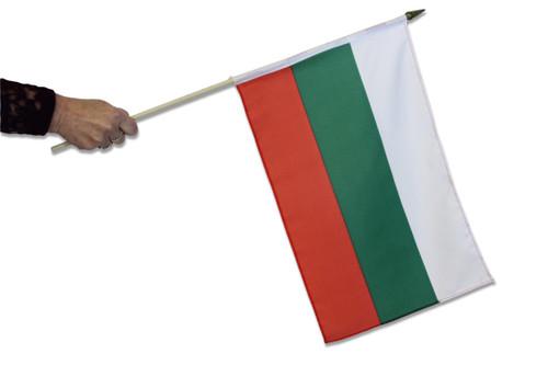 Bulgaria Waving Flag