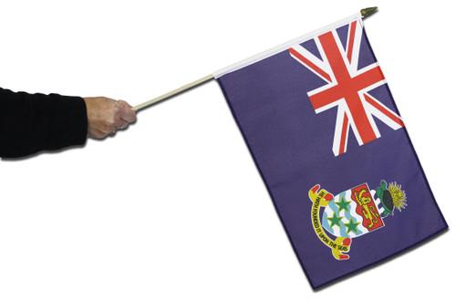 Cayman Islands Waving Flag