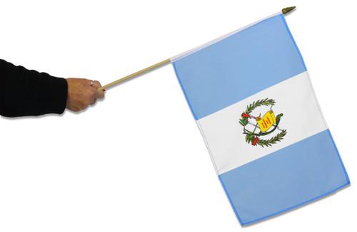Guatemala Waving Flag