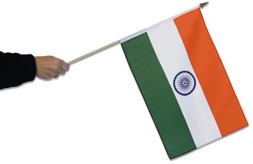 India Waving Flag