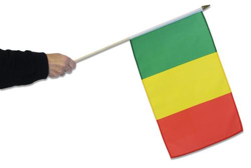 Mali Waving Flag