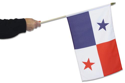 Panama Waving Flag