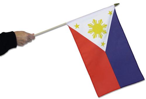 Philippines Waving Flag