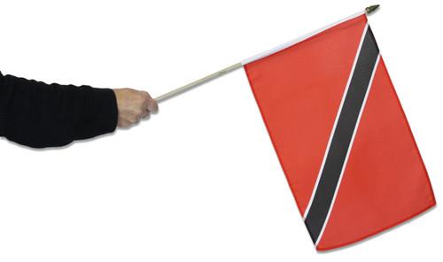 Trinidad and Tobago Waving Flag