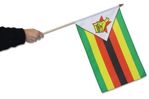 Buy Zimbabwe Hand Waving Flag, World Day Prayer