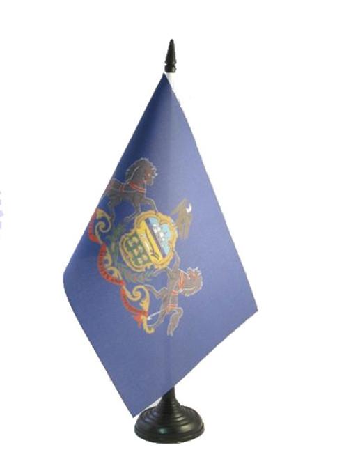 Pennsylvania Desk / Table Flag