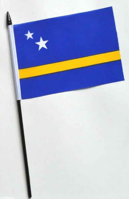 Curacao Desk / Table Flag