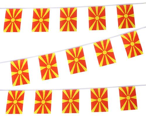 North Macedonia Bunting