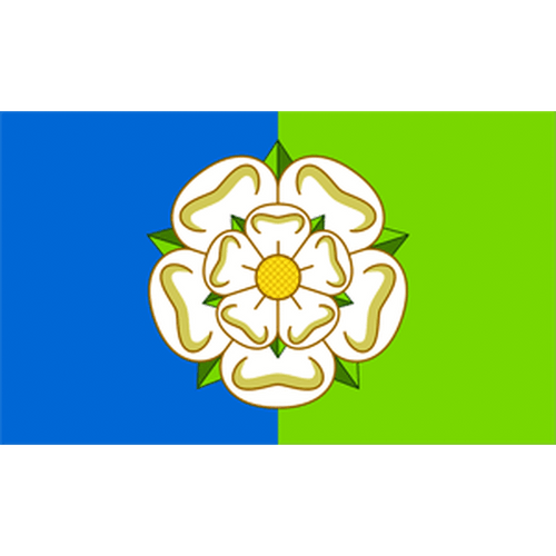 East Riding of Yorkshire Waving Flag
