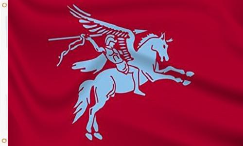 Pegasus Air Borne Flag