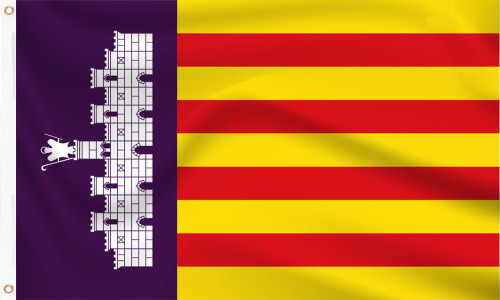 Majorca / Mallorca Flag