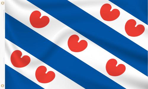 Friesland (Fryslan) Flag