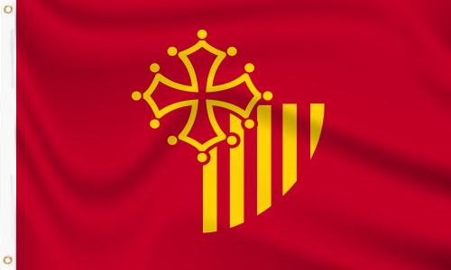 Languedoc-Roussillon Flag to buy