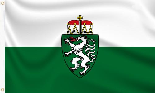 Steiermark (Styria) Flag